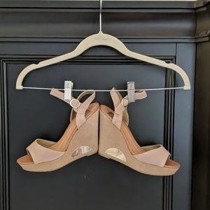 DV by Dolce Vita wedge with ankle strap